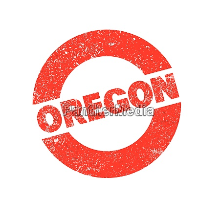 rubber ink stamp oregon