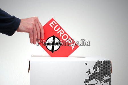 ballot box election europe