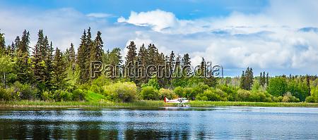 hydroplane at dugan lake at williams