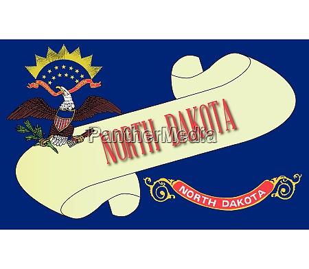 north dakota scroll