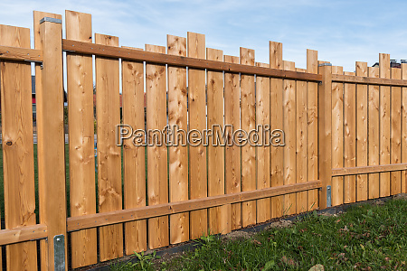 handmade privacy screen made of natural