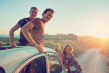happy, group, on, vacations - 26136348