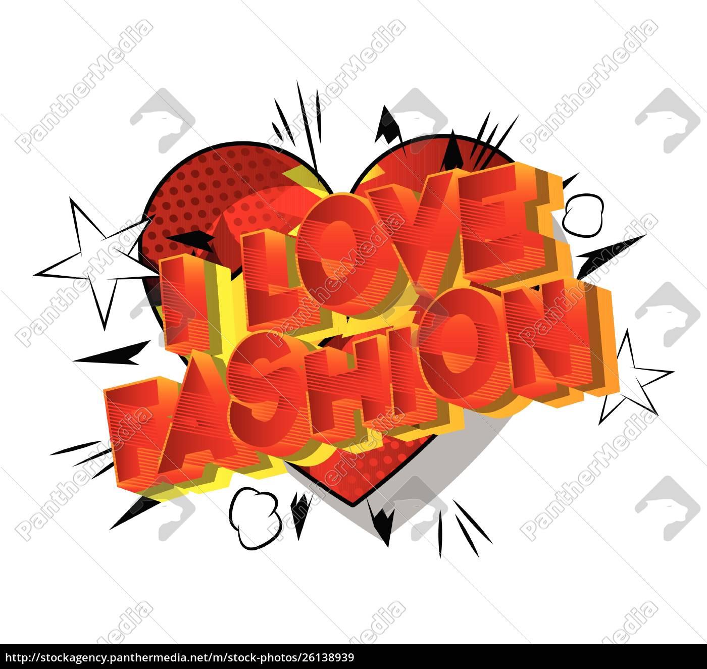 i, love, fashion, -, comic, book - 26138939