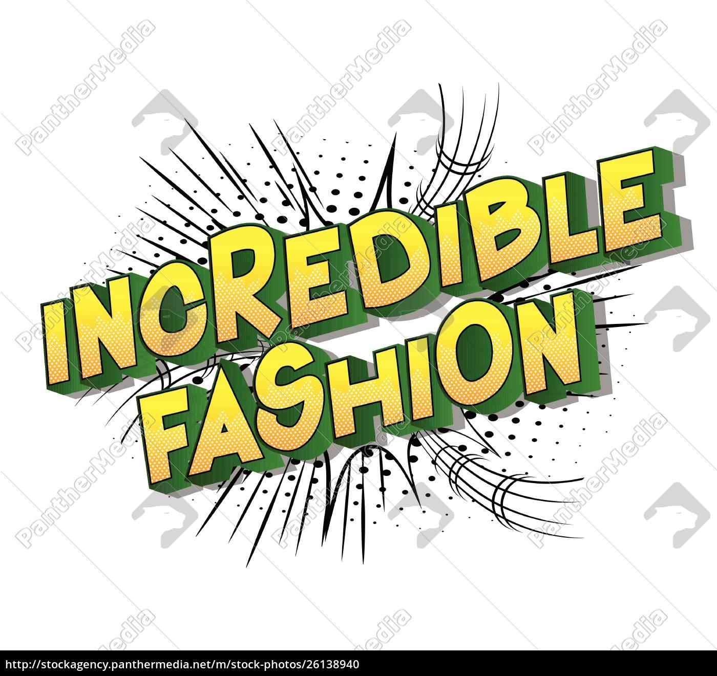 incredible, fashion, -, comic, book, style - 26138940