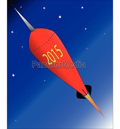 2015 rocket