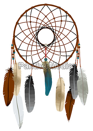 dreamcatcher native american tribal culture mystery
