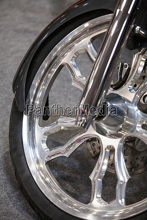 new motorcycle wheel