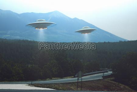 unidentified flying object alien abduction ufo