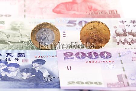 taiwanese dollar coins