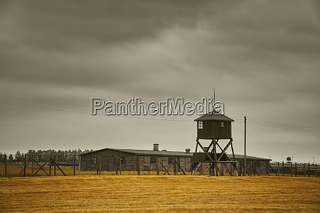 concentration camp majdanek in poland