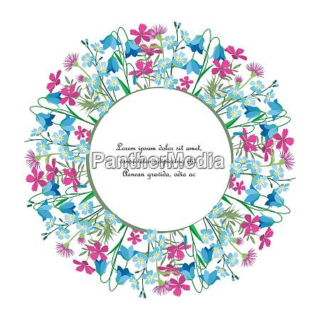 summer floral decorations