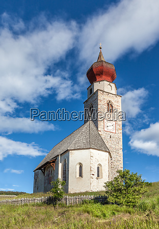 st nicholas church in mittelberg