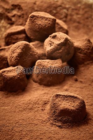 speciality handmade chocolate pralines