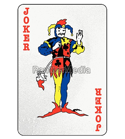 the joker card