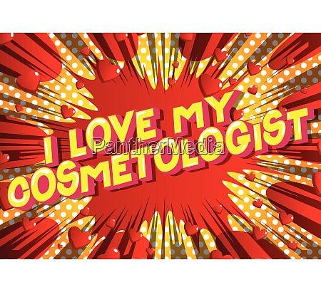 i, love, my, cosmetologist, -, comic - 26158181