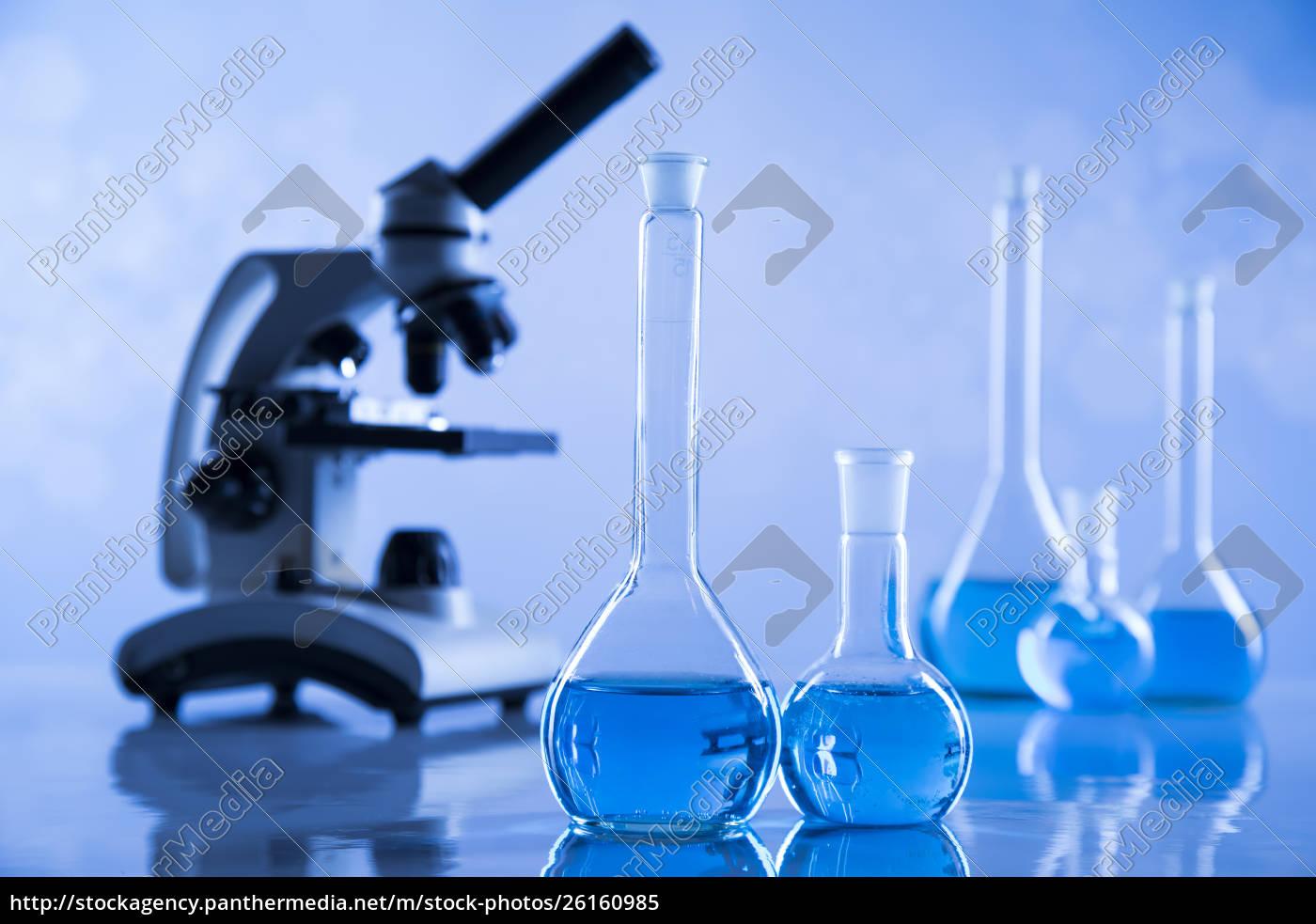 development, , scientific, glassware, for, chemical, experiment - 26160985