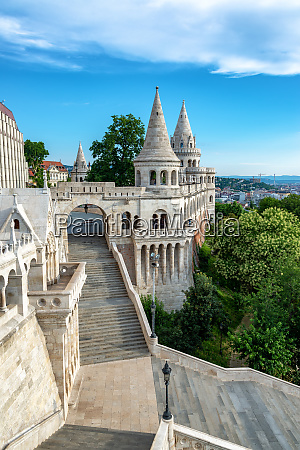 fishermans bastion view