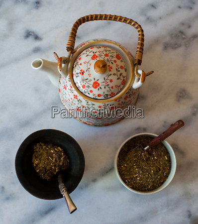 mate a traditional infusion in argentina