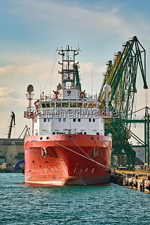 offshore supply ship