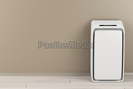 air purifier in the room