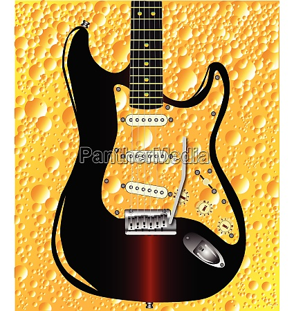 lager guitar
