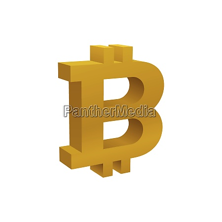 gold colored crypto currency symbol currency