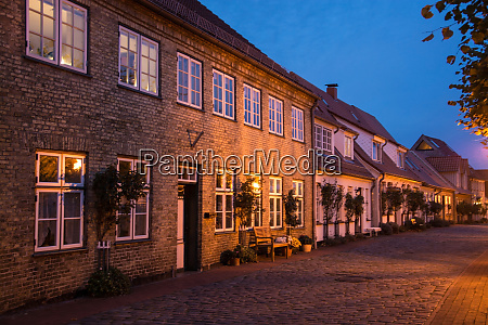 the holm sleswick schleswig holstein germany