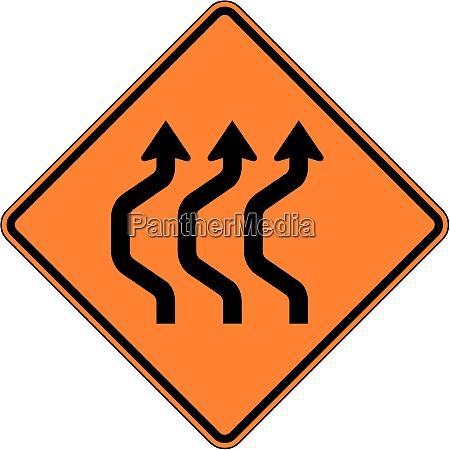 double reverse curve