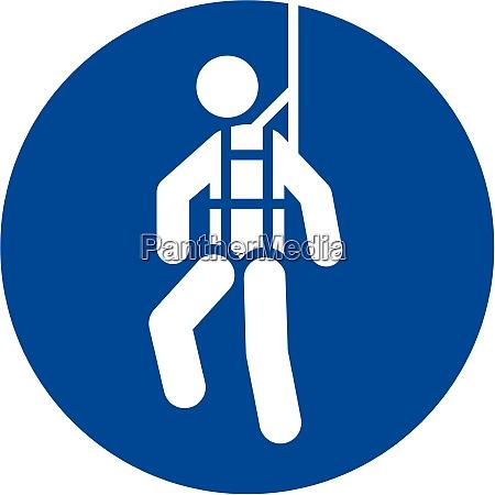 wear body harness