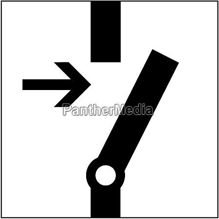 switch off before beginning work
