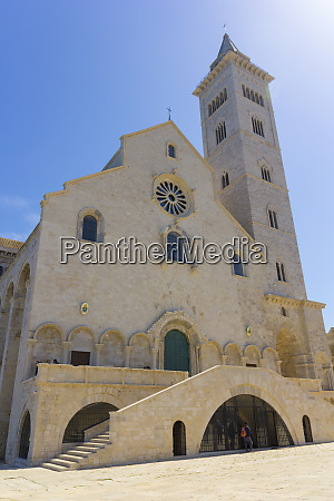 the cathedral of trani