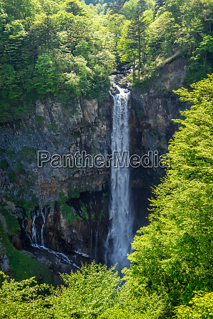 kegon falls nikko japan