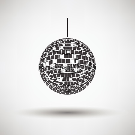 party disco sphere icon party disco