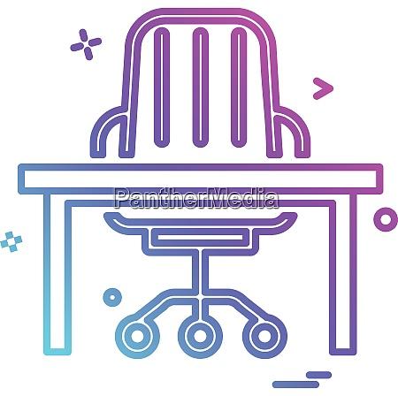 study icon design vector