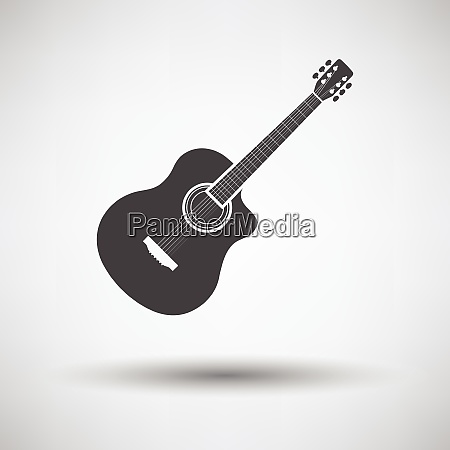 acoustic guitar icon acoustic guitar icon