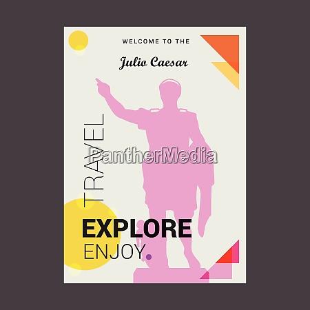 welcome to the julio caesar explore