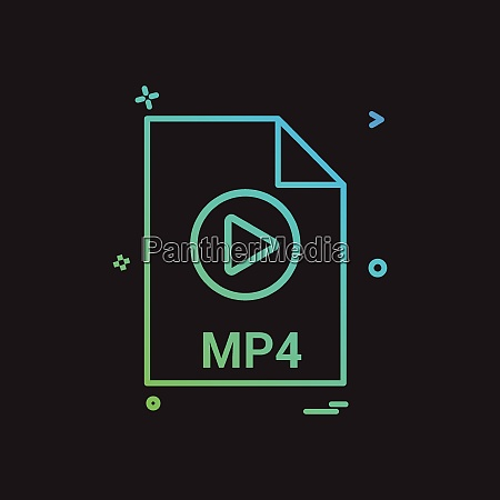 mp4 file file extension file format