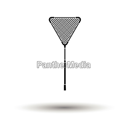 icon of fishing net white
