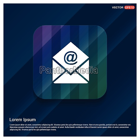 email icon free vector icon