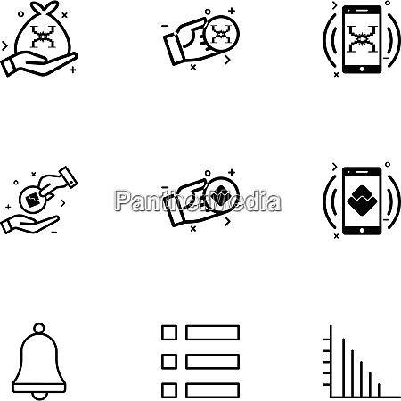bell menu graph