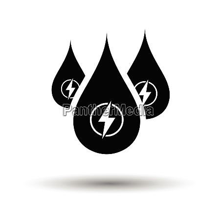 baby food blender icon shadow reflection
