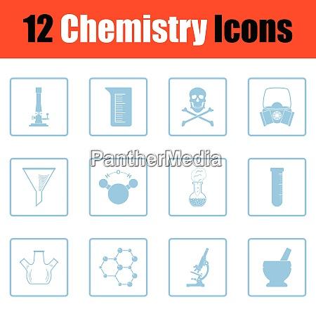 chemistry icon set chemistry icon set