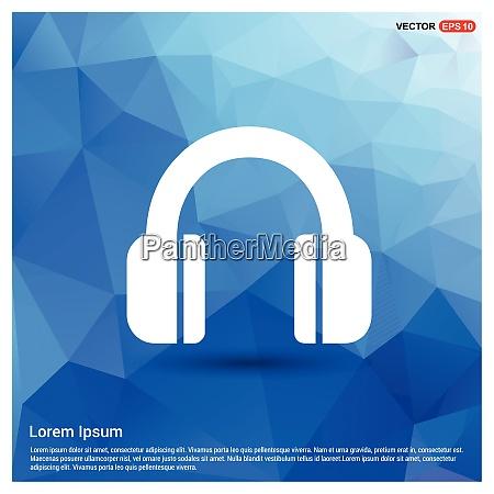 headphone icon free vector icon