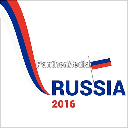 russia independence day design vector