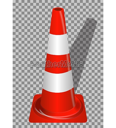 road signs orange badge guardrails on