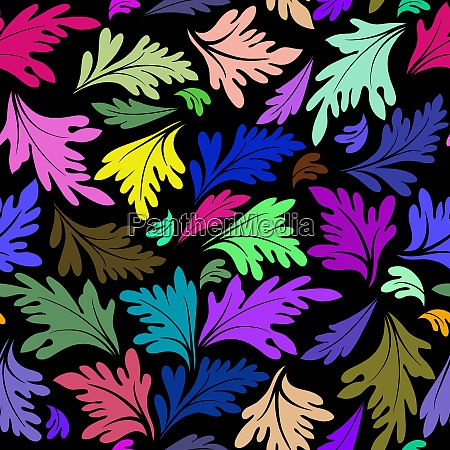 seamless floral pattern eps 10