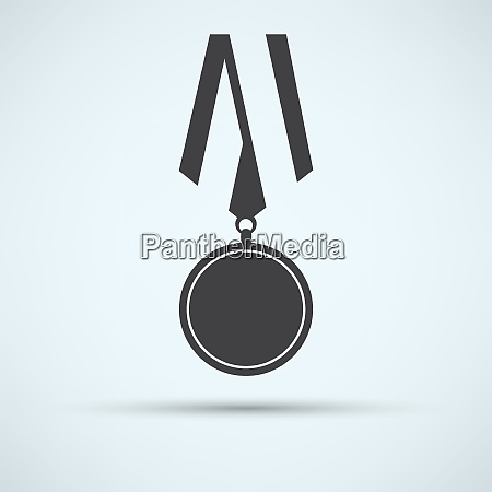 medal isolated