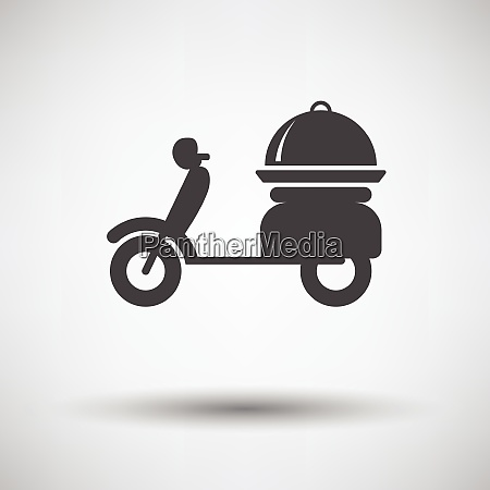 delivering motorcycle icon delivering motorcycle icon