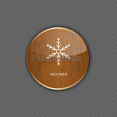 weather wood application icons