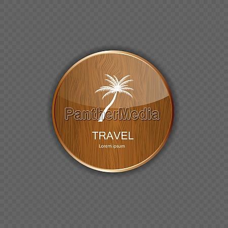 travel application icons vector illustration
